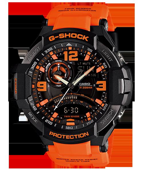 montre Casio G-Shock étanche