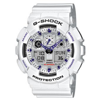 Casio G-Shock GA-100A-7AER Image