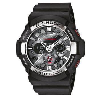 Casio G-Shock GA-200-1AER Image