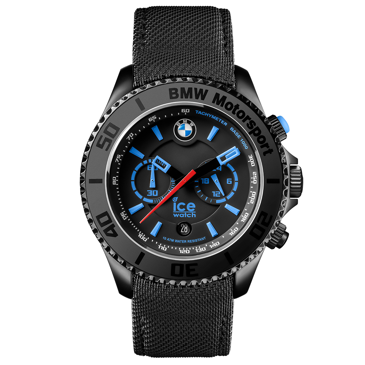 Ice Watch BMW Motorsport Steel Noir Image