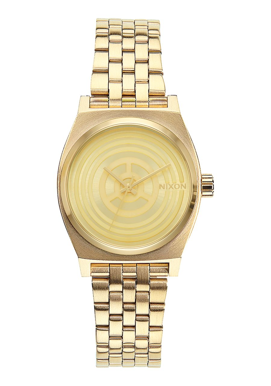 Nixon Small Time Teller C3PO 26mm Image