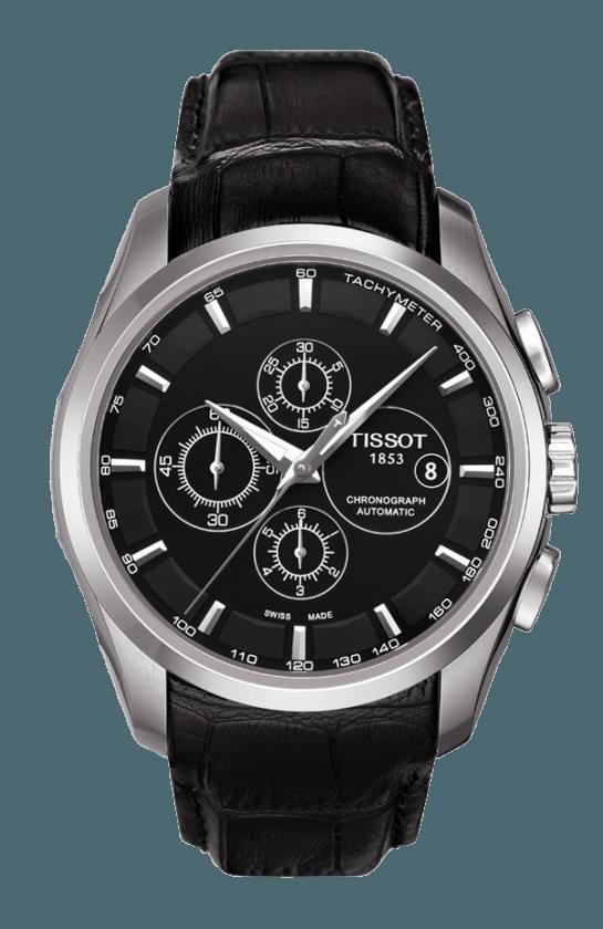 Tissot Couturier Quartz Chronographe Image