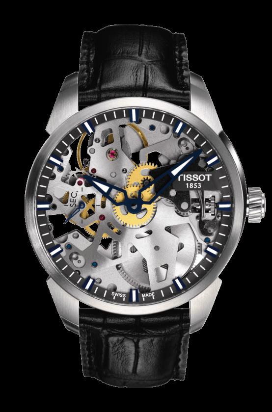 Tissot T-Complication Squelette Image