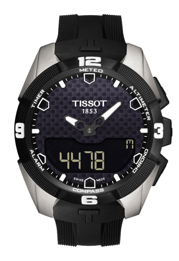 Tissot T-Touch Expert Solar Image