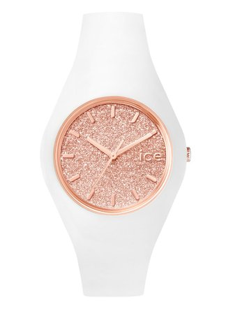 Ice Watch Glitter White Rose-Gold Image