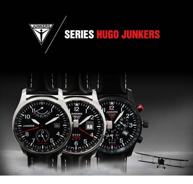 montre Junkers