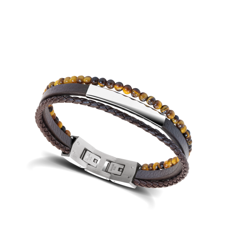 Rochet Bracelet 3 rangs Image