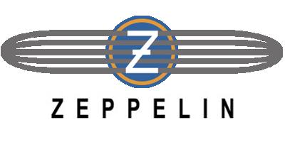 logo montre Zeppelin